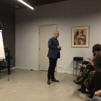 Social media 1: een presentatie verzorgd door Koos Luijk van Mediabureau Koos.